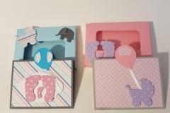 Baby-Gutschein-Box